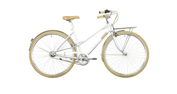 Creme Caferacer Solo Rower miejski Kobiety 3-speed biały